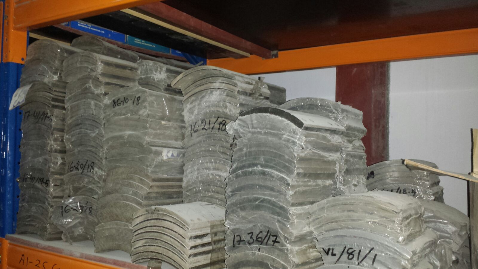 21185 - Truck Parts Stocklot Sale UAE