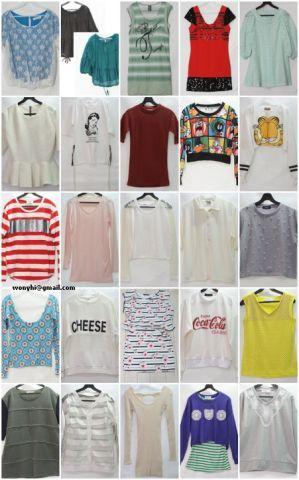 Stock garments KoreaStock offers   GLOBAL STOCKS