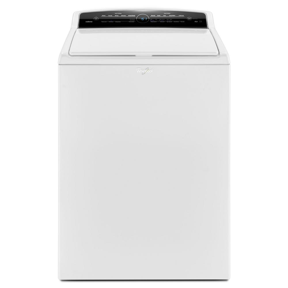 28826 - Whirlpool Washer WTW7000DW & Whirlpool Dryer WED7000DW USA