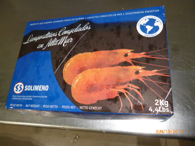 29311 - Argentina AR Red Shrimps