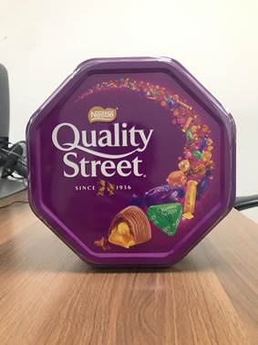 30666 - NESTLE QUALITY STREETS TINS Europe