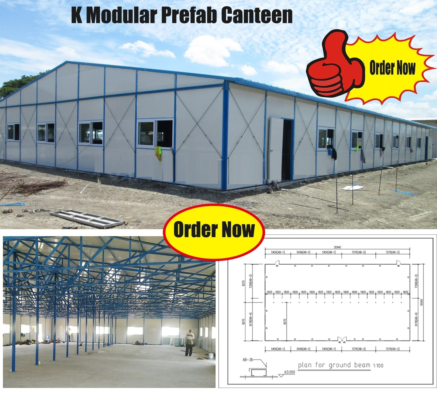 30772 - A Fast Building Solution for Construction Site China