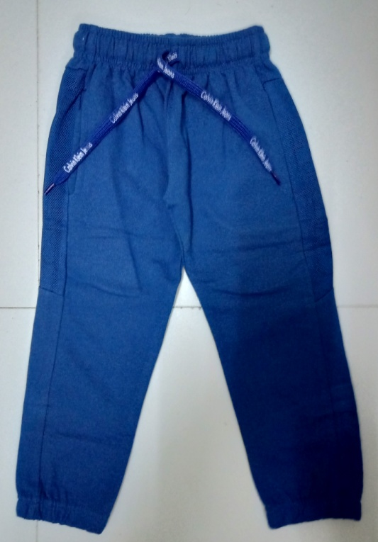 32635 - CK Branded Kids Loopknit Pant stock India