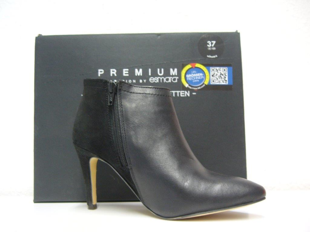33696 - LADIES BOOTIES in LEATHER Europe