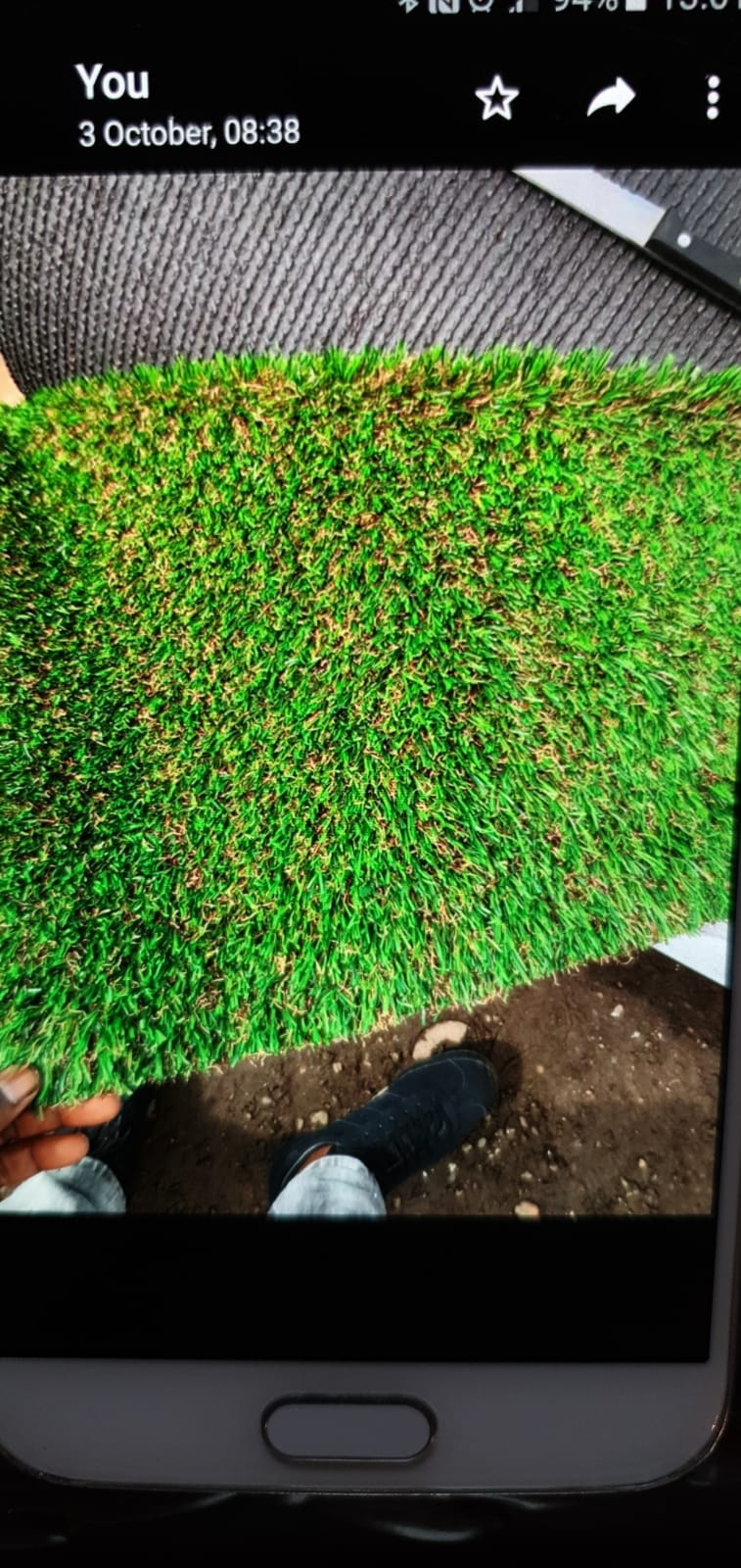36821 - ARTIFICIAL GRASS ( TURF) OFFER Europe