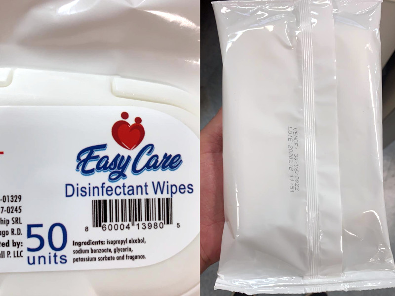 37702 - Disinfecting Wipes USA