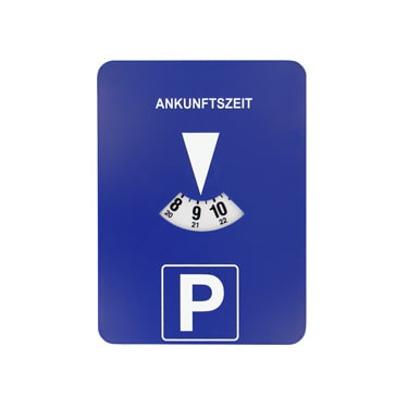 37817 - Moving parking disc Europe