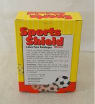 37977 - Sports Shield Soccer Bandages Band-Aids USA