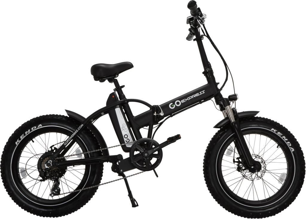 39149 - Go Speed/Express 48V Electric Bike Load USA