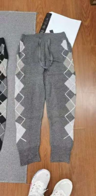 39516 - Lady's knitting long pants China