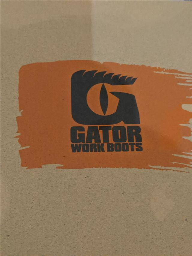 40051 - Gator Work Boots And Rain High Boots Europe